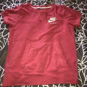 Coral t-shirt from NIKE